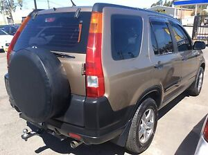 Honda CRV automatic Wagon Sandgate Newcastle Area Preview