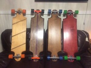 Custom made longboards for sale