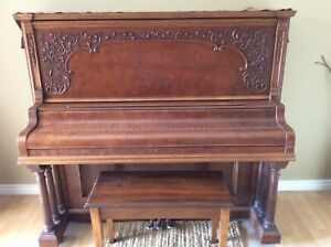 Beautiful older Piano