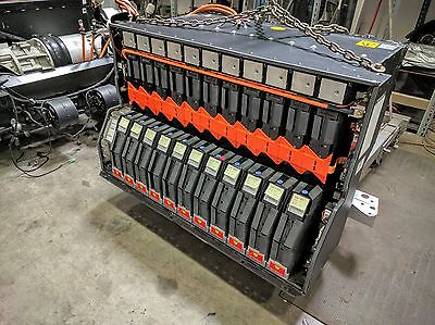 Tesla Roadster Battery Pack - 172 Mile Range