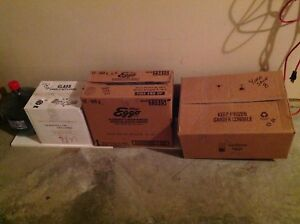 3 Boxes of Misc. Great Stuff for your Yard or Garage Sale