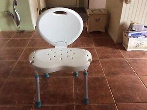 Chaise pour le bain