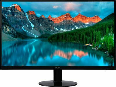 "Acer - SA230 23"" IPS LED FHD Monitor - Black"