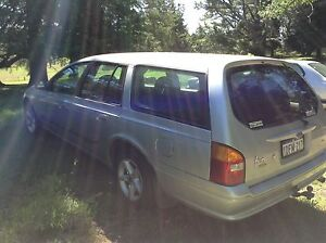 QUICK SALE BACKPACKERS 2001 FORD FALCON WAGON Wollongong Wollongong Area Preview