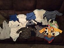 Babies and kids clothing various sizes Quairading Quairading Area Preview