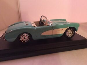 Diecast Chevy 1957 Convertible 1:24 Peterborough Peterborough Area image 3
