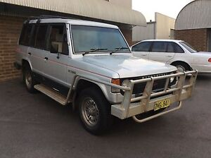 1988 Mitsubishi Pajero 7 Seater( Ideal Backpackers) Darch Wanneroo Area Preview