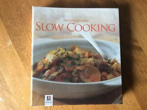 Slow Cooking Recipe Book