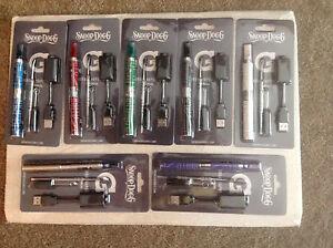 'New' Snoop Dogg Vaporizer Pens