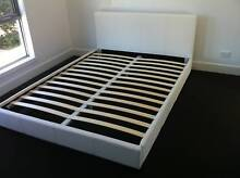 QUEEN BED WHITE BRAND NEW Glenelg North Holdfast Bay Preview