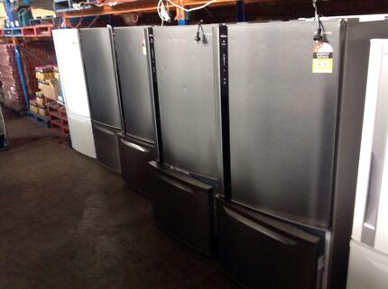 fridges Bottom mount freezer Condell Park Bankstown Area Preview