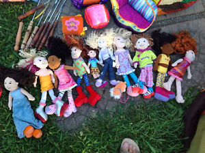Groovy girls dolls, furniture and accessories