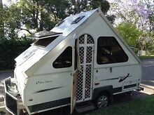 Avan Cruiser 2007 with Awning Lane Cove Lane Cove Area Preview