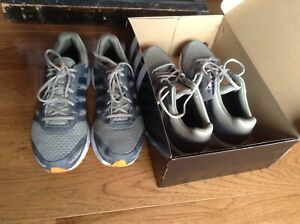 New in box Adidas men's 10  jogging running shoes 2 pairs