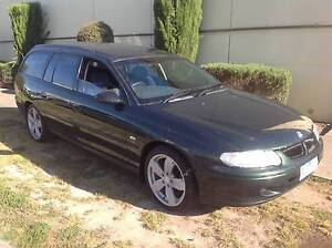 2001 Holden Commodore Wag (SN: 257 - RUB-111) Lalor Whittlesea Area Preview