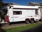 Caravan Windsor Seaview Poptop West Wallsend Lake Macquarie Area Preview