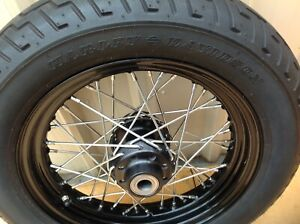 """HARLEY DAVIDSON NEW 2017 SOFTAIL FRONT 16"""" WHEEL/TYRE MULTI-FIT"""