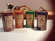 4 Arnotts biscuit Canisters Wantirna Knox Area Preview