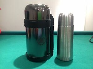 Stainless Steel Thermos'