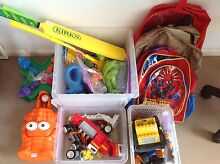 Kids toys & back packs/bag Upper Coomera Gold Coast North Preview