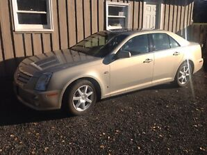 2007 Cadillac STS4 with low mileage