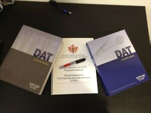 FULL DAT Study and review package excellent condition.