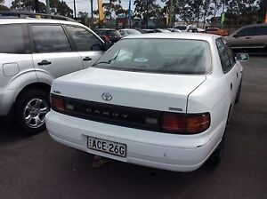 1994 Toyota Camry csi Automatic Sedan Sandgate Newcastle Area Preview