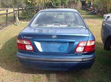 2001 Nissan Pulsar Sedan N16 4 door sedan Cheap Burpengary Caboolture Area Preview