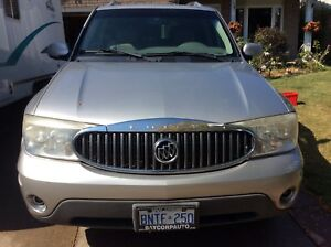 2006 Buick Rainier 4.2L inline 6  cylinder AS IS
