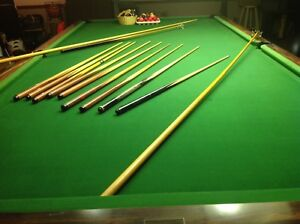 Snooker. pool table