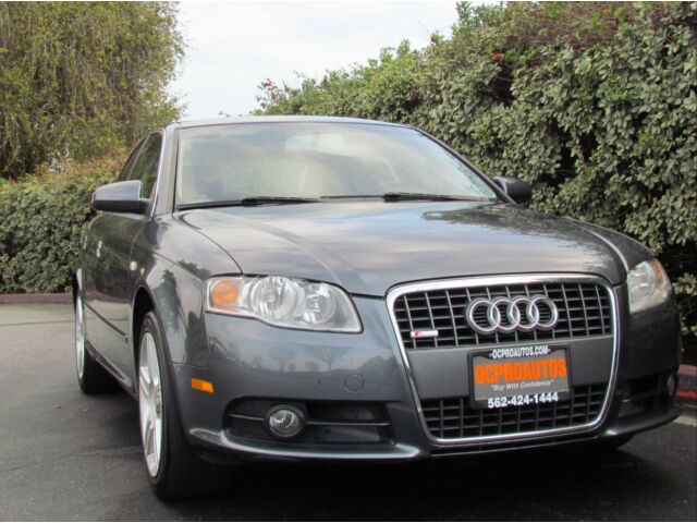 Image 1 of Audi: A4 4dr Sdn Man…