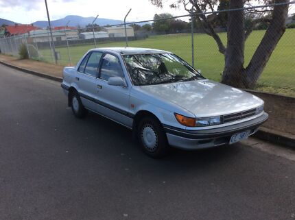 1988 Mitsubishi Lancer Sedan New Town Hobart City Preview