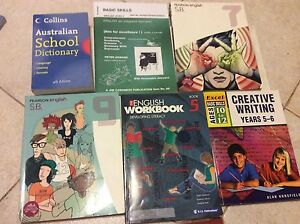 Good condition School Books Kardinya Melville Area Preview