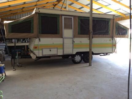 7 berth jayco  caravan