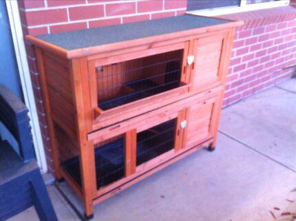 Wanting a cage for 2  guinea pigs Morphett Vale Morphett Vale Area Preview