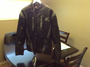 Honda Motorcycle Jacket with Liner size XL