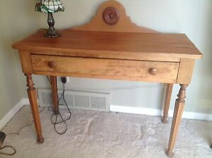 Early 20th century hall table