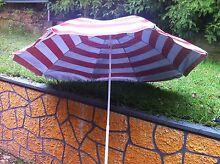 Small outdoor umbrella Mount Colah Hornsby Area Preview