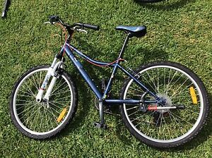 Blue Children's Bicycle (ages 9-13) Waverton North Sydney Area Preview