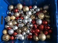 Christmas Ornamental Balls (IKEA)