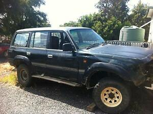 Toyota Land Cruiser 80 series wrecking Naracoorte Naracoorte Area Preview