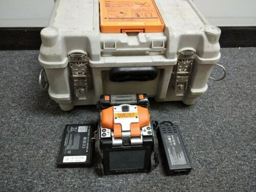SUMITOMO TYPE-71C+ FIBER Fusion Splicer  TOTAL ARC 33314 ***FREE SHIP***