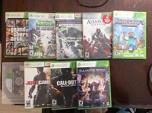 jeux de Xbox 360