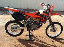 2003 ktm 520 exc Cowell Franklin Harbour Preview