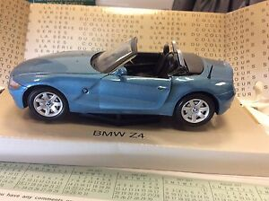 Diecast Car Mint Condition BMW Z4 1:24
