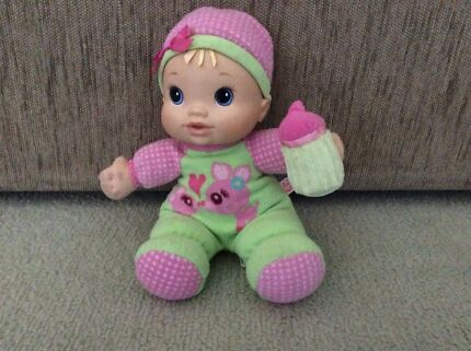Baby alive sip and cuddle doll