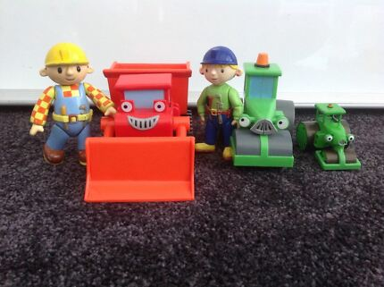 Bob the the Builder Toys
