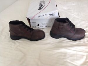 Royer steel toe boots