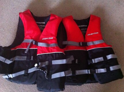 Life jackets Cronulla Sutherland Area Preview