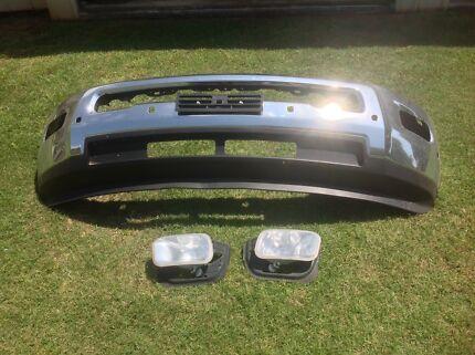 Dodge Ram 2500 front bumper bar Capalaba Brisbane South East Preview